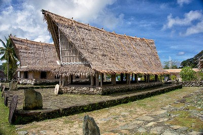 Yap Living History Museum