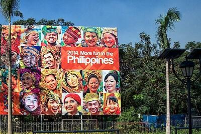 Welcome Billboard