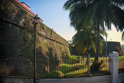 Intramuros Wall