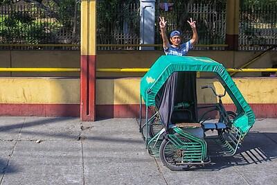 Rizal Park  Trishaw