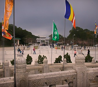 Big Buddha square