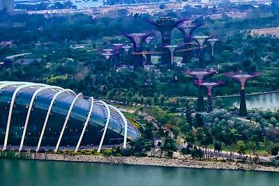 Singapore Flyer Ride