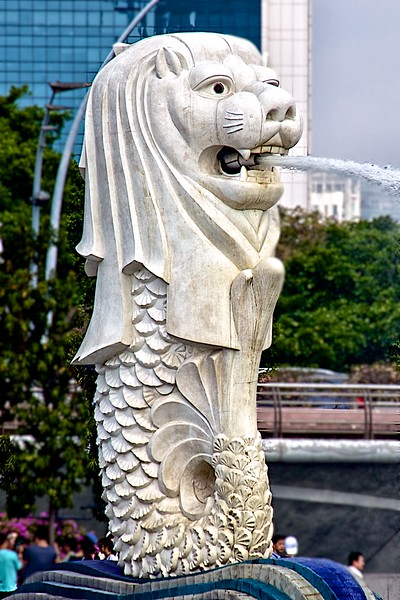 Bumboat Ride on Singapore River (Merlion)