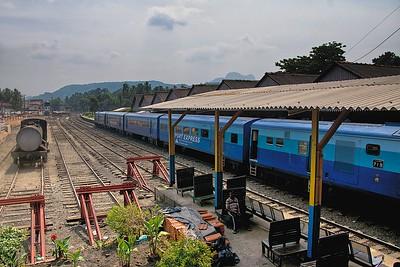 Rambukkana Train Station