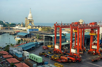 Port of Colombo