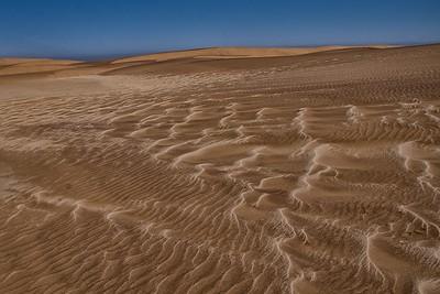 Namib Desert Sandscape