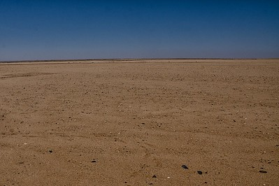 Namib Desert Plain