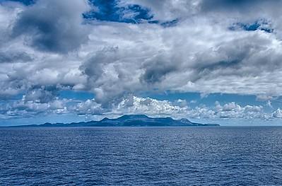 Leaving Ascension Island
