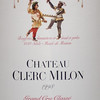 Chateau Clerc Milon, 5 liter