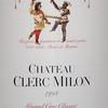 Chateau Clerc Milon, 5 liter