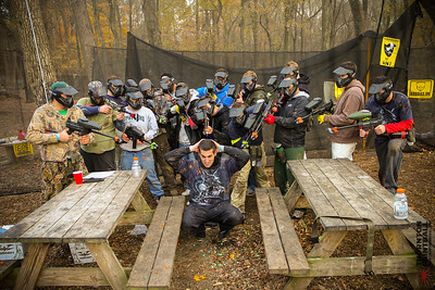 Montemuro Paintball Party V, Rustin Action Group, and Joe's Bachelor Party - 11/8/2014 4:41 PM