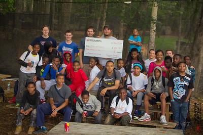 Belmont Charter School, Matt's Birthday, and Naim's Birthday Celebration - 6/14/2014 5:47 PM