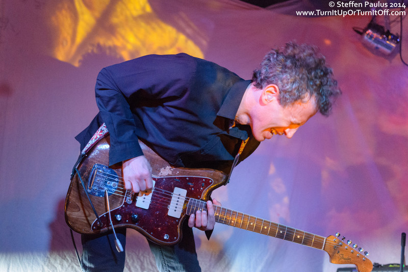 The Dream Syndicate @ The Garrison, Toronto, ON, 8-Feb 2014