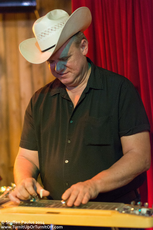 Asleep At The Wheel @ Rattle Inn (Ray's Backstage), Austin, TX, 11-March 2014