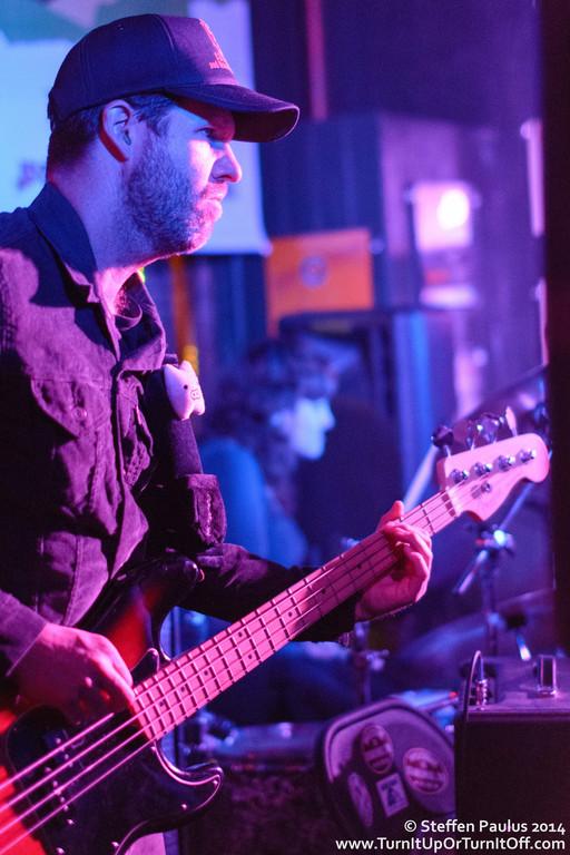 Blue Eyed Blacks @ Valhalla, Austin, TX, 11-March 2014