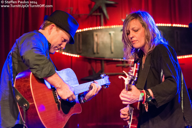 Amy Cook @ Continental Club, Austin, TX, 11-March 2014 (Swollen Circus)