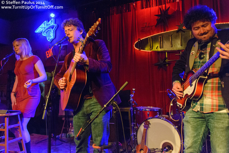 Dusty Stray @ Continental Club, Austin, TX, 11-March 2014 (Swollen Circus)