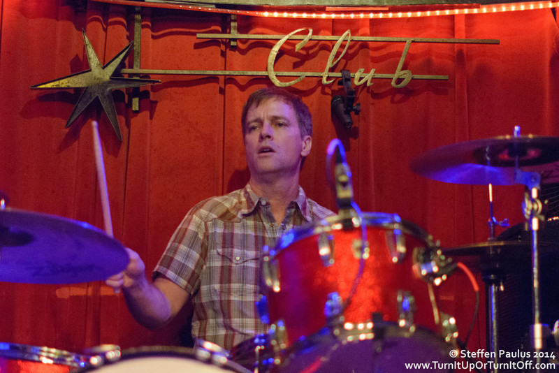 Wild Seeds @ Continental Club, Austin, TX, 11-March 2014 (Swollen Circus)