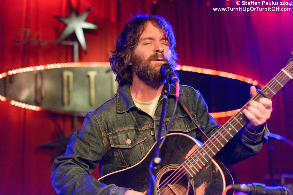 Tim Easton @ Continental Club, Austin, TX, 11-March 2014 (Swollen Circus)