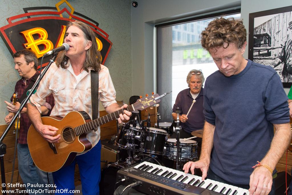The Silos @ Dogwood (Inside Stage), Austin, TX, 12-March 2014