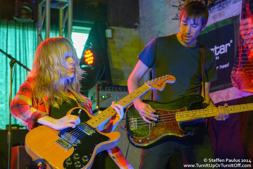Ume @ Rusty's, Austin, TX, 12-March 2014