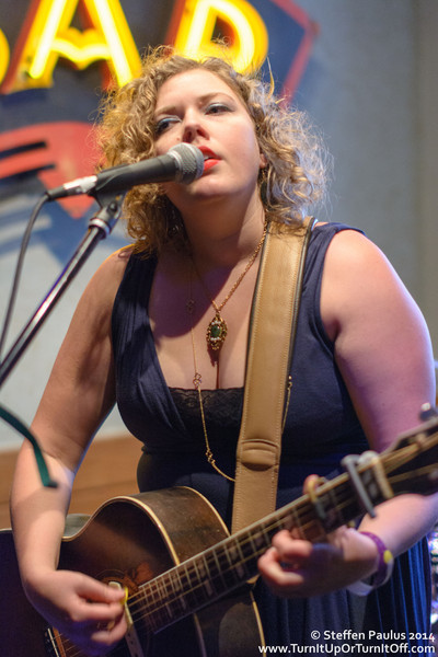 Bonnie Whitmore @ Dogwood (Inside Stage), Austin, TX, 12-March 2014