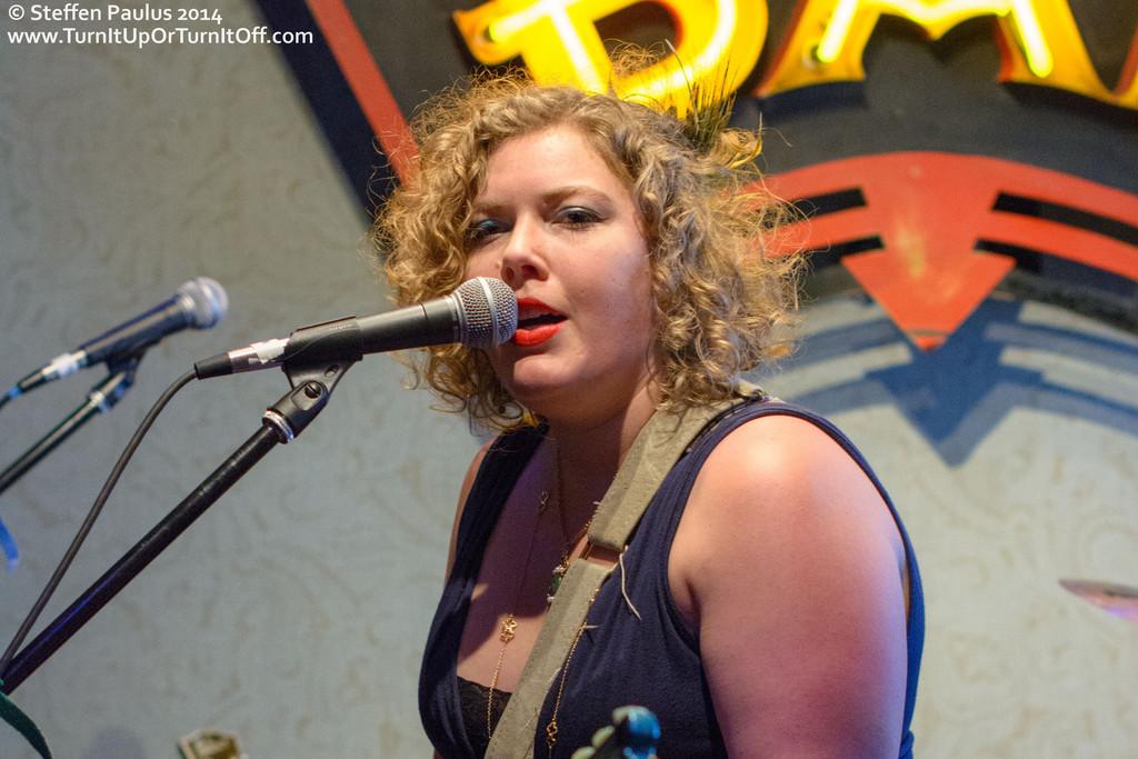 Bonnie Whitmore @ Dogwood (Inside Stage), Austin, TX, 12-March 2014