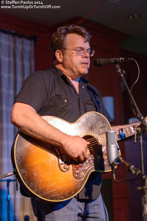 Jeff Black @ Stephen F's Bar, Austin, TX, 12-March 2014