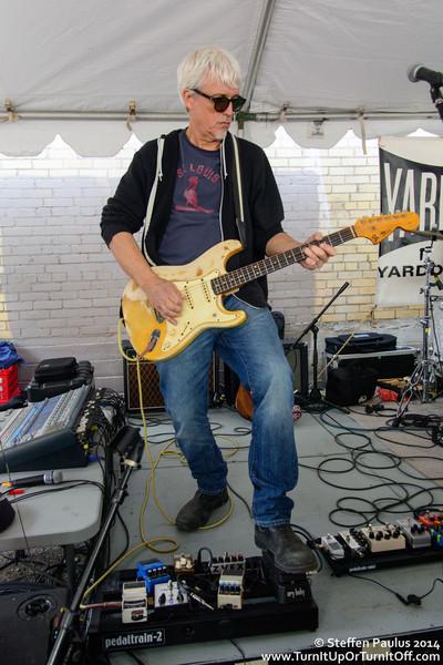 Wild Seeds @ Yard Dog, Austin, TX, 13-March 2014