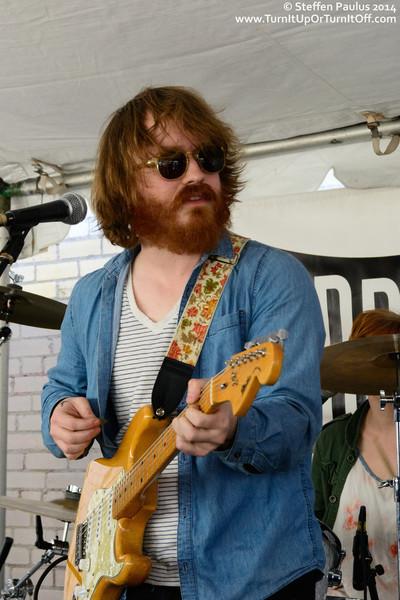 The Parson Red Heads @ Yard Dog, Austin, TX, 13-March 2014