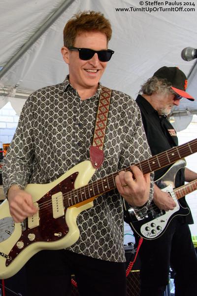 Steve Wynn And The Miracle Three @ Yard Dog, Austin, TX, 13-March 2014