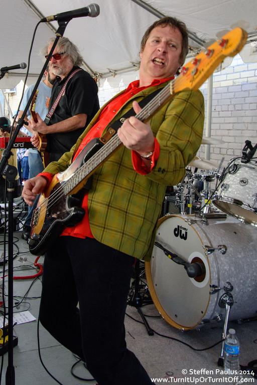 The Split Squad @ Yard Dog, Austin, TX, 13-March 2014
