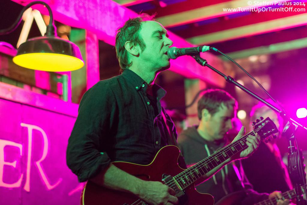 Doug Gillard @ The Ginger Man, Austin, TX, 13- March 2014