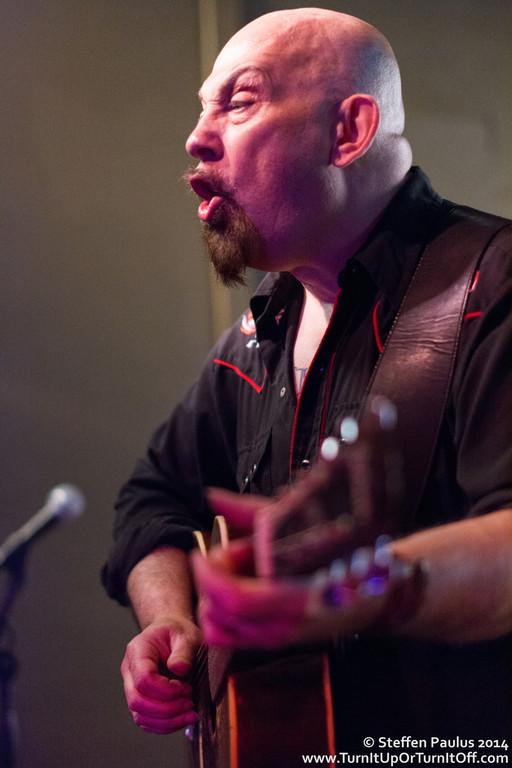 Hamell On Trial @ Velveeta Room, Austin, TX, 13- March 2014