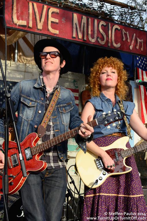 The Mastersons @ St. Vincent de Paul, Austin, TX, 14-March 2014