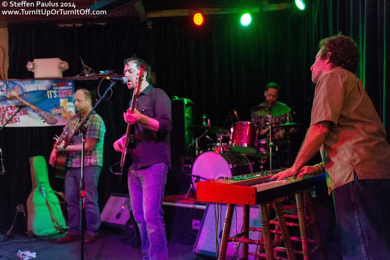Massy Ferguson @ Darwin Pub, Austin, TX, 14-March 2014