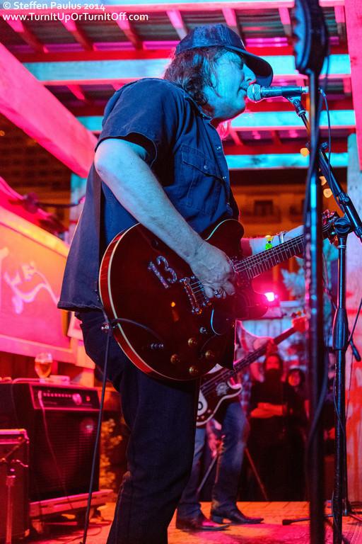 Drivin' N' Cryin' @ The Ginger Man, Austin, TX, 14-March 2014