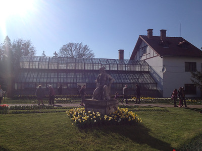 Cluj-Napoca Botanical Gardens