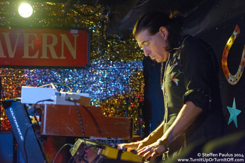 NQ Arbuckle @ Horseshoe Tavern, Toronto, ON, 4-April 2014