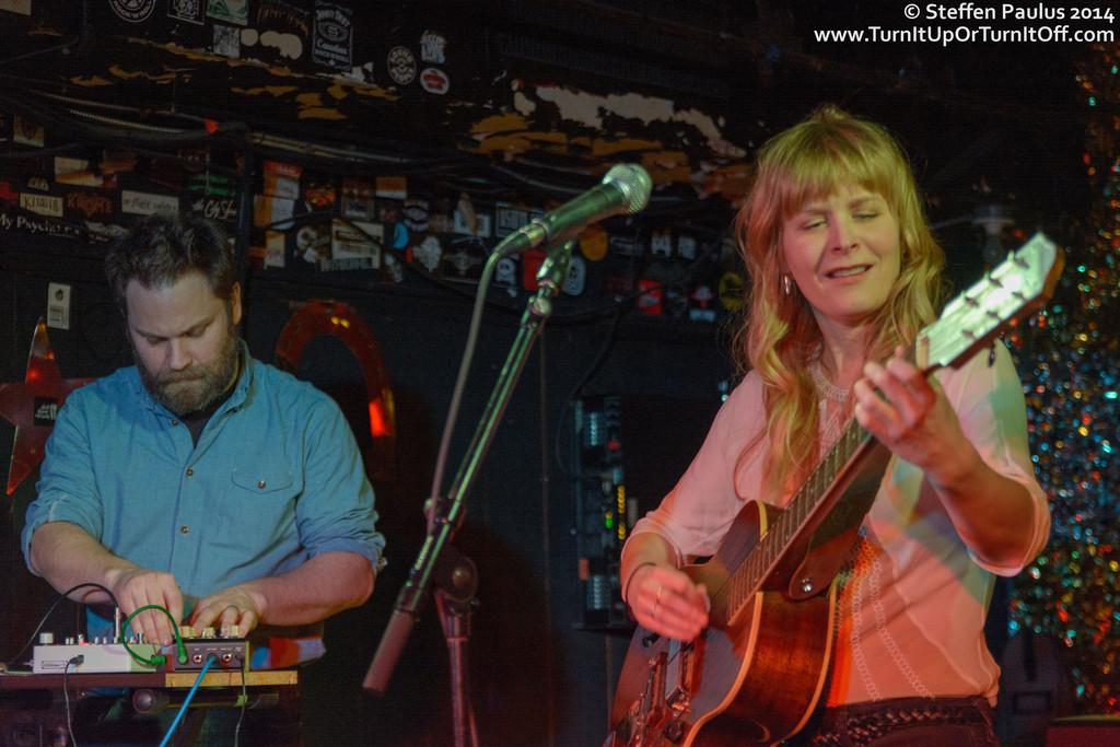 Kate Rogers Band @ Horseshoe Tavern, Toronto, ON, 4-April 2014