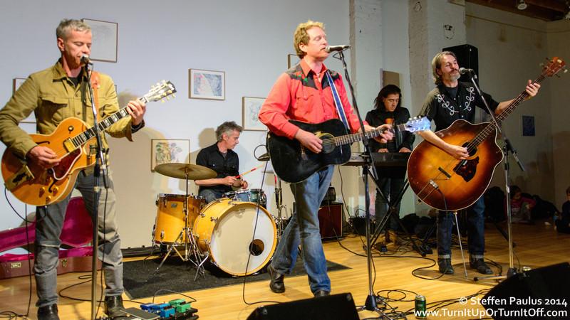 NQ Arbuckle @ Walnut Gallery, Toronto, ON, 29-April 2014
