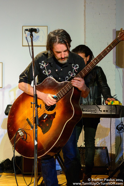 NQ Arbuckle @ Walnut Gallery, Toronto, ON, 29-April 2014