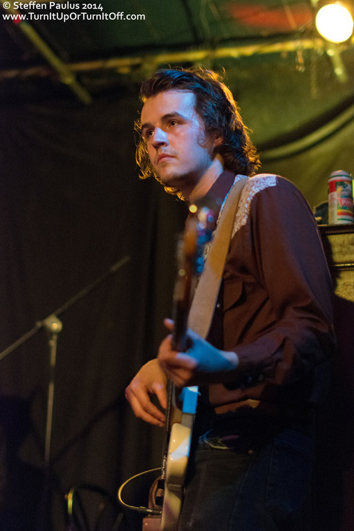 Grady Kelneck @ Cameron House, Toronto, ON, 29-May 2014