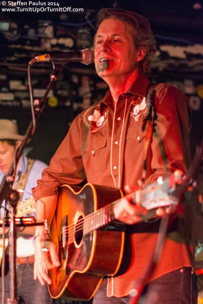 Whitehorse + Jim Cuddy @ Horseshoe Tavern, Toronto, ON, 19-June 2014