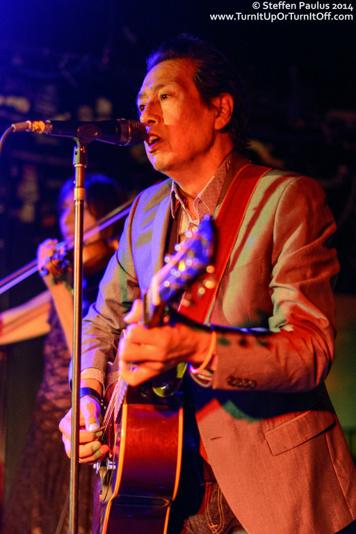 Alejandro Escovedo @ Horseshoe Tavern, Toronto, ON, 19-June 2014