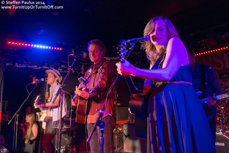 Whitehorse + Jim Cuddy @ Horseshoe Tavern, Toronto, ON, 19-June 2014