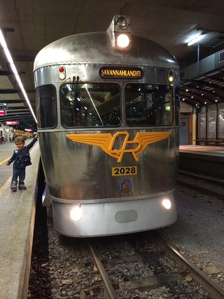 2014-07-12 Savannahlander Train Mt. Surprise to Cairns