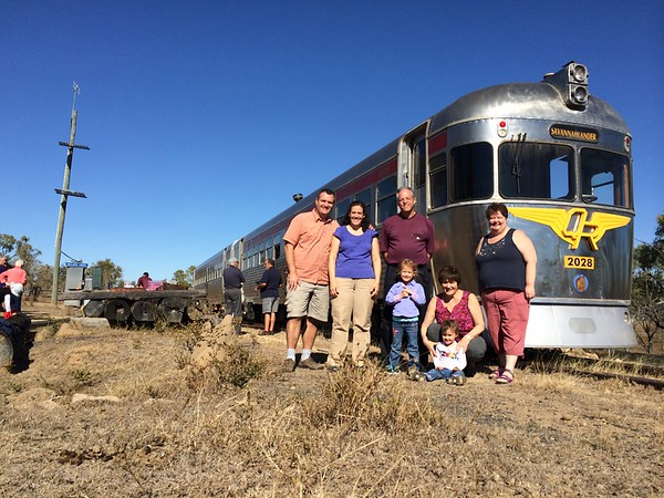 2014-07-10 Savannahlander Train Almaden to Forsayth