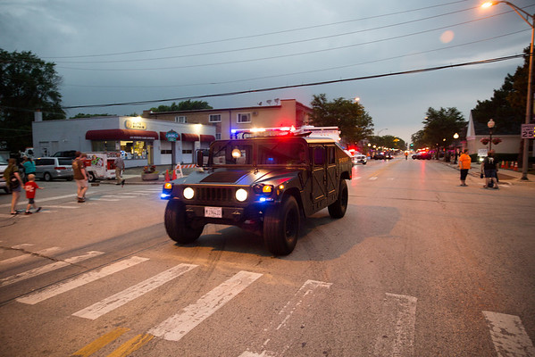2014-07-19 Squad Car Night
