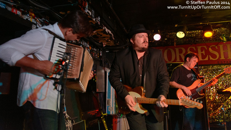 Gray Brothers with Michael Boguski, Bazil Donovan, Derek Downham, Glenn Milchem @ James Gray Memorial @ Horseshoe Tavern, Toronto, ON, 18-August 2014